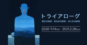 トライアローグ:横浜美術館・愛知県美術館・富山県美術館 20世紀西洋美術コレクションのバナー画像